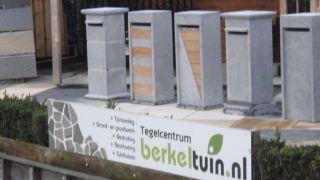 Impression Tegelcentrum berkeltuin.nl