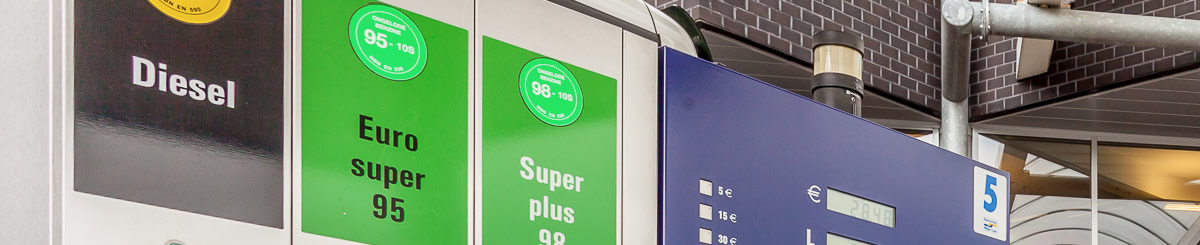 Alle tankstations in Nederland slider