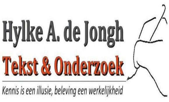 Impression Hylke A. de Jongh Tekst & Onderzoek