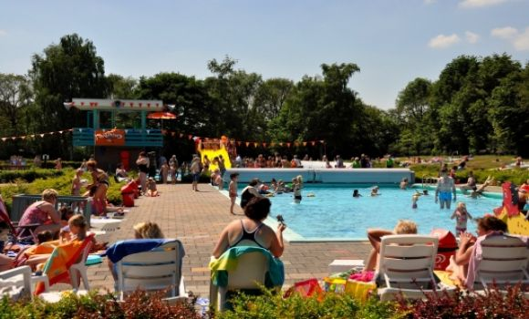 Impression Zwembad de Dobbe